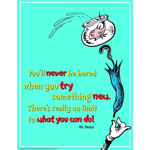 Dr. Seuss Rules to Live By